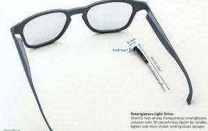 عینک های معمولی هوشمند می شوند