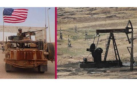 غارت نفت سوریه برای آمریکا به صرفه نیست