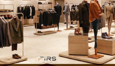 افتتاح فروشگاه مدرن پوشاک فرس در ایران مال