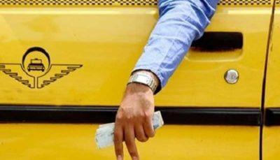 فعلا نرخ کرایه تاکسی تغییر نمی کند