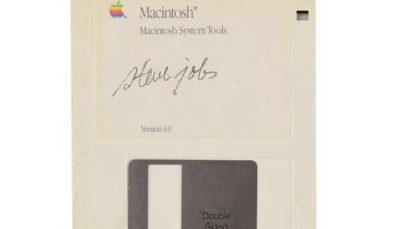 فلاپی دیسکی که ۸۴ هزار دلار فروخته شد