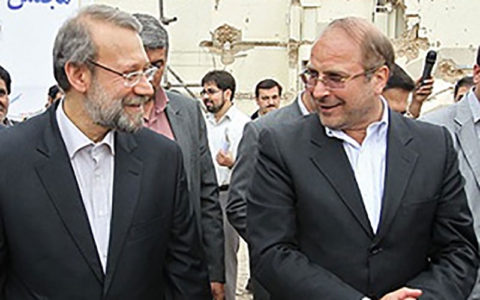 قالیباف رئیس مجلس می شود، لاریجانی هم رئیس جمهور