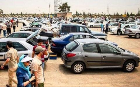 قیمت روز خودرو شنبه ۳۰ آذر؛ الاکلنگ قیمتها در بازار خودرو