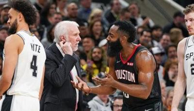 لیگ بسکتبال NBA جیمز هاردن, اسلم دانک, لیگ بسکتبال NBA