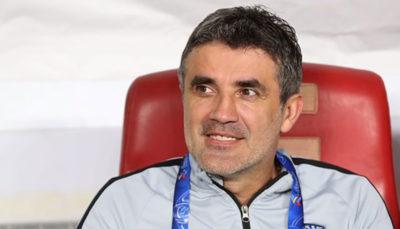 مامیچ در آستانه هدایت تیمملی امارات گابرئیل کالدرون, الهلال عربستان, تیم ملی امارات
