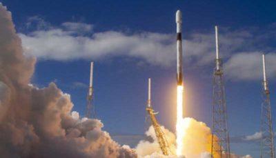 استارلینک با پوشش خاص به مدار زمین می رود