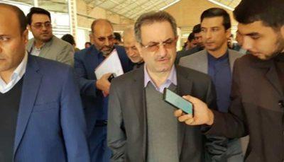 مشکلات استان تهران از زبان استاندارش