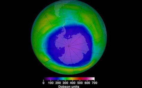 نجات لایه ازون اثرات گرمایش زمین را کاهش داد