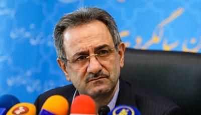 نصب بنر برای استاندار و معاونین استاندار تهران ممنوع شد