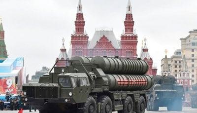نیروهای روسیه در قطب شمال به اس-۴۰۰ مجهز میشوند