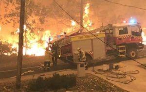 هشدار رسیدن «آتشسوزی بزرگ» به شمال سیدنی