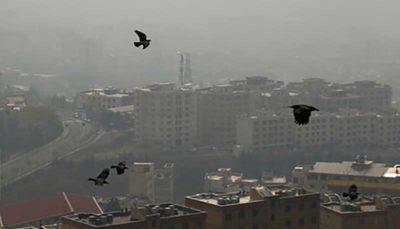 هوای تهران در شرایط ناسالم برای گروههای حساس