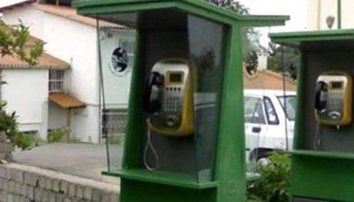 واگذاری کارت های تلفن همگانی جدید و قابل شارژ در مراکز مخابراتی