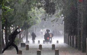 ورود ۳ سامانه بارشی به کشور طی هفته جاری