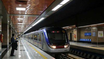 پایان کار دو جیب بر حرفه ای در مترو