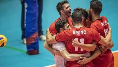 پرتغال میزبان چلنجرکاپ والیبال شد