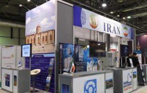 پروژه بالن مخابراتی ایران در نمایشگاه باکوتل عرضه شد