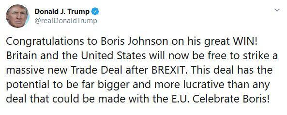 پیروزی جانسون با لمپنیسم ترامپی/ اروپا هم در ورطه راستگرایی افراطی فروافتاده است