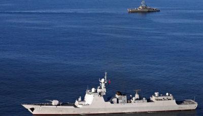 پیام رزمایش دریایی همکاری جمعی برای تامین امنیت است