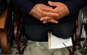 پیشنهاد معلولان به حناچی برای مشارکت در مناسب سازی معابر