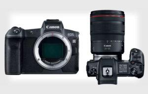 کانن درحال تست دوربین جدید EOS R Mark II برای معرفی در نمایشگاه فتوکینا