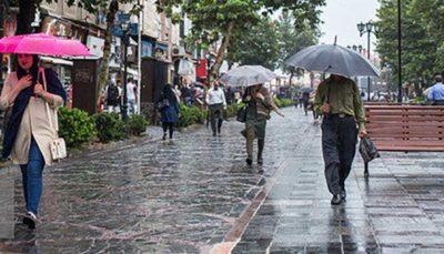 کاهش 25 درصدی سهم استان مرکزی از بارشهای پاییزه