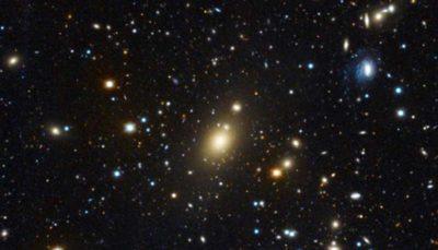 کشف بزرگترین سیاه چاله در همسایگی کهکشان راه شیری کهکشان, کهکشان راه شیری, سیاه چاله