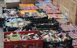 کشف بیش از یک تن تنباکو قاچاق در شهریار