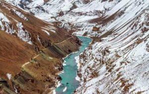 کمبود ذخایر آبیِ کوهستانی برای یکچهارم از جمعیت جهان