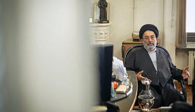 کنایه وزیر دولت اصلاحات به علمالهدی علمالهدی, دولت اصلاحات, موسوی لاری