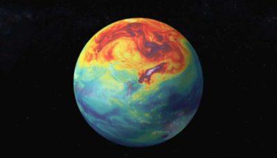 گرمایش زمین از نقشه های 50 سال قبل مشخص بود