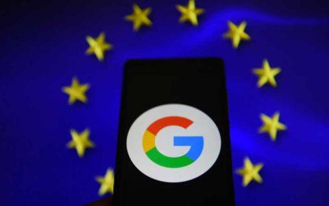 گوگل در فرانسه ۱۵۰ میلیون یورو جریمه شد