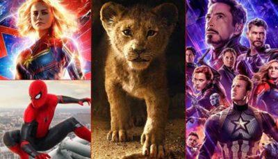 گیشه ۲۰۱۹ سینما؛ سالی که رکوردها شکست