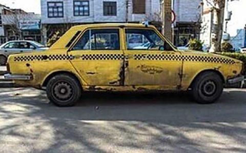 ۳۰ درصد تاکسی های یاسوج فرسوده هستند