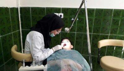 ۸۰ درصد بیماران به علت خرد شدن فک و دندانها به جراح فک و صورت مراجعه میکنند