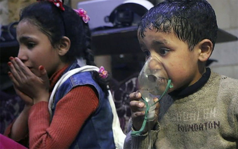 افشای رسوایی سازمان منع سلاحهای شیمیایی در پرونده سوریه