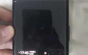 فاش شدن تصاویری از موبایل تاشوی جدید سامسونگ
