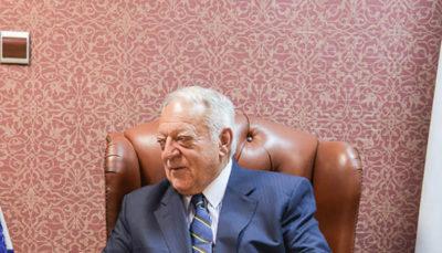 «تاماش آیان» از ریاست فدراسیون جهانی وزنه برداری تعلیق شد