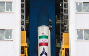 «سیمرغ ایرانی» در سایت مستقر شد/ پرتاب «ظفر» ۸ دقیقه طول می کشد