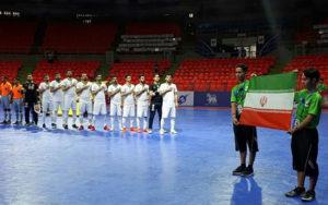 اسامی بازیکنان تیم ملی فوتسال اعلام شد جام جهانی, جام جهانی فوتسال, مسابقات قهرمانی آسیا
