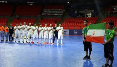 اسامی بازیکنان تیم ملی فوتسال اعلام شد