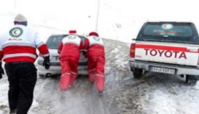 امداد رسانی به 3341 نفردر 72 ساعت گذشته