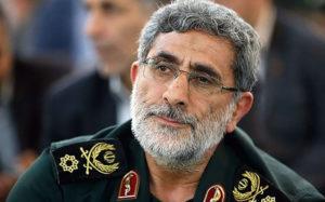اولین پست فرمانده نیروی قدس سپاه در توییتر سردار قاآنی, شبکه اجتماعی, توییتر