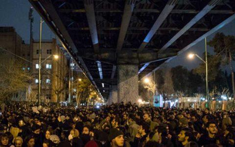 بازداشت ۳۰ نفر در تجمعات چند روز اخیر