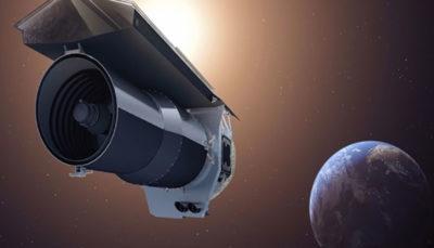 بازنشسته شدن تلسکوپ فضایی اسپیتزر