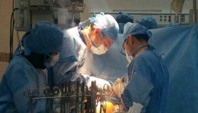 تاکنون ۱۱ پیوند قلب در کشور با انتقال هوایی انجام شده است