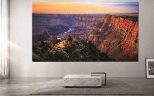تلویزیون Wall TV سامسونگ در چهار اندازه جدید دیگر به بازار عرضه میشود سامسونگ, تلویزیون, تلویزیون Wall TV