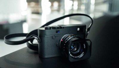 تولید دوربین ۴۰ مگاپیکسلی سیاه و سفید برای عکاسی