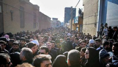 تکذیب شایعه عملیات انتحاری در خاکسپاری سردار سلیمانی