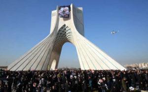 حضور گسترده مردم خارجیها را غافلگیر کرد سردار سلیمانی, ghasem soleimani, تشییع, رسانههای خارجی
